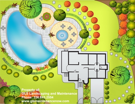 Garden Design Garden Design With Landscaping Plan Wonderfull - Landscape design plans